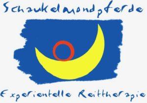 Logo-Schaukelmondpferde